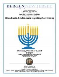 Hanukkah & Menorah Lighting Ceremony