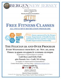 Get Fit Free Fitness Classes - All-Inclusive