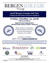Bergen County Job Fair