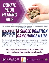 Donate Your Hearing Aids