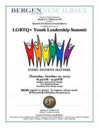 LGBTQ+ Youth Leadership Summit