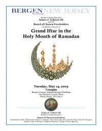 Grand Iftar in the Holy Month of Ramadan