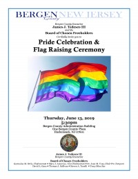 LGBTQ Pride Celebration & Flag Raising Ceremony