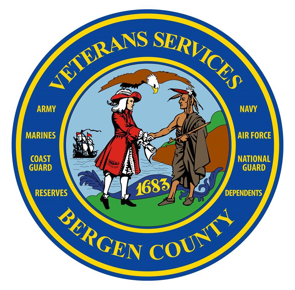 Bergen County Map, About Veterans Services Bergen County Veterans Services, Bergen County Map